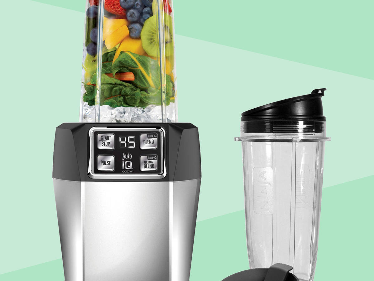 This Blender Was Made for Whipping Up Nutritious Shakes and Smoothies (and It's on Sale)