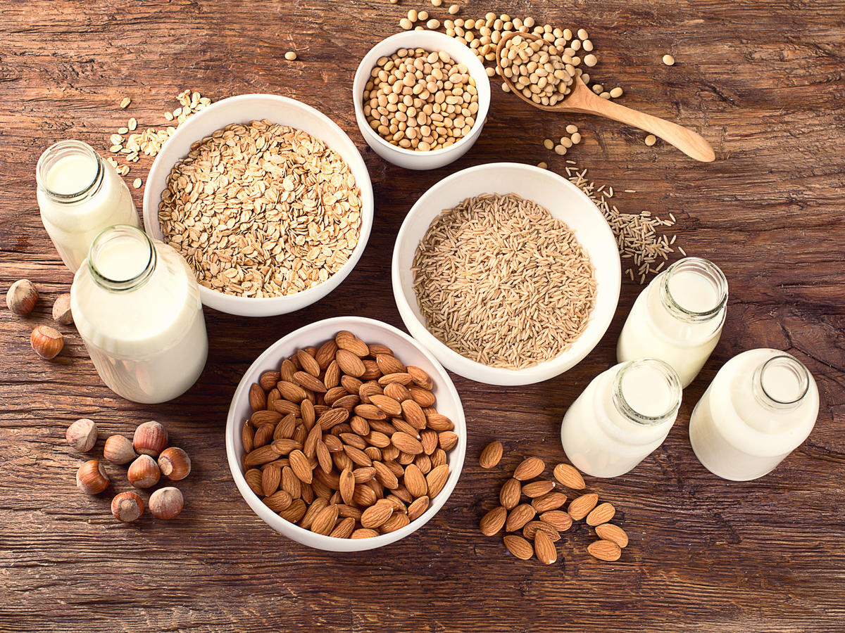 What Defines 'Milk?' The FDA Wants Your Opinion