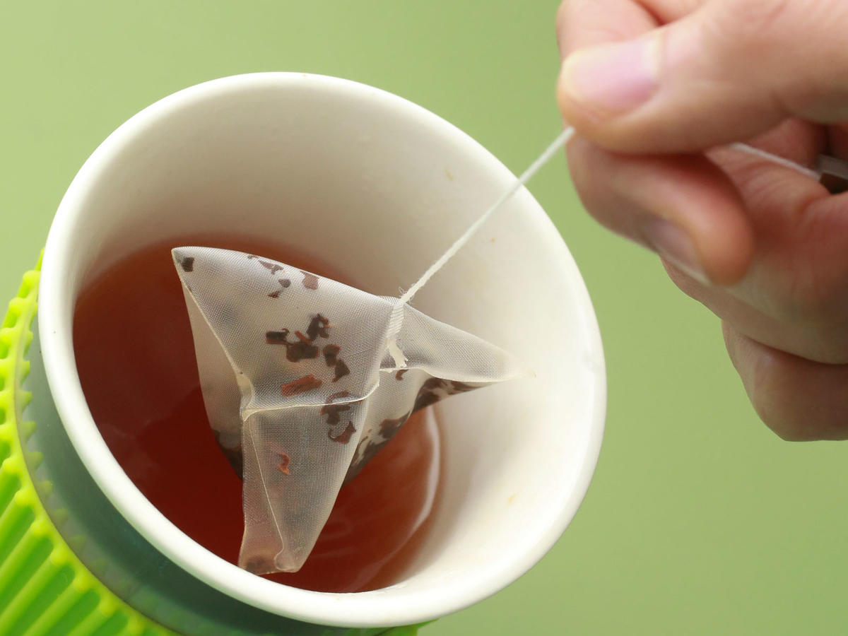 Plastic Tea Bags Release Billions of Microplastics into Every Cup