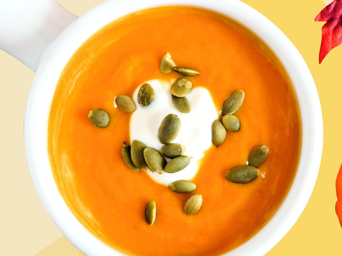 How to Make Your Own Pumpkin Puree in 4 Simple Steps