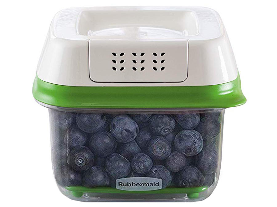 Rubbermaid FreshWorks Produce Saver Small, 2.5-Cup Container