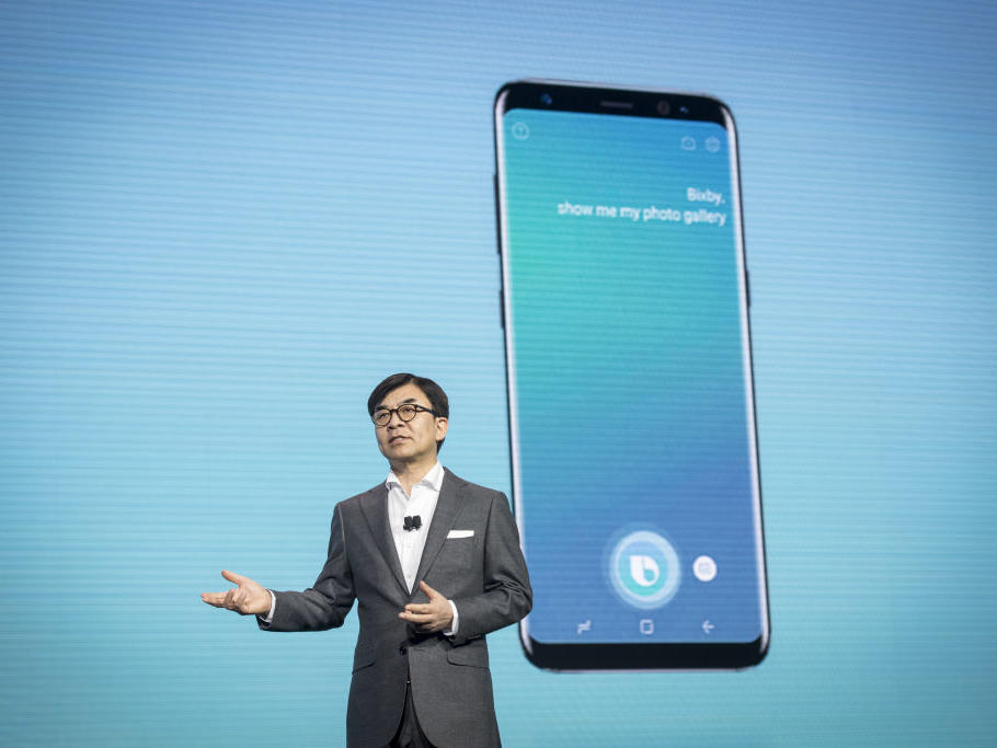 Samsung Previews Photo-Based Calorie Counter at CES