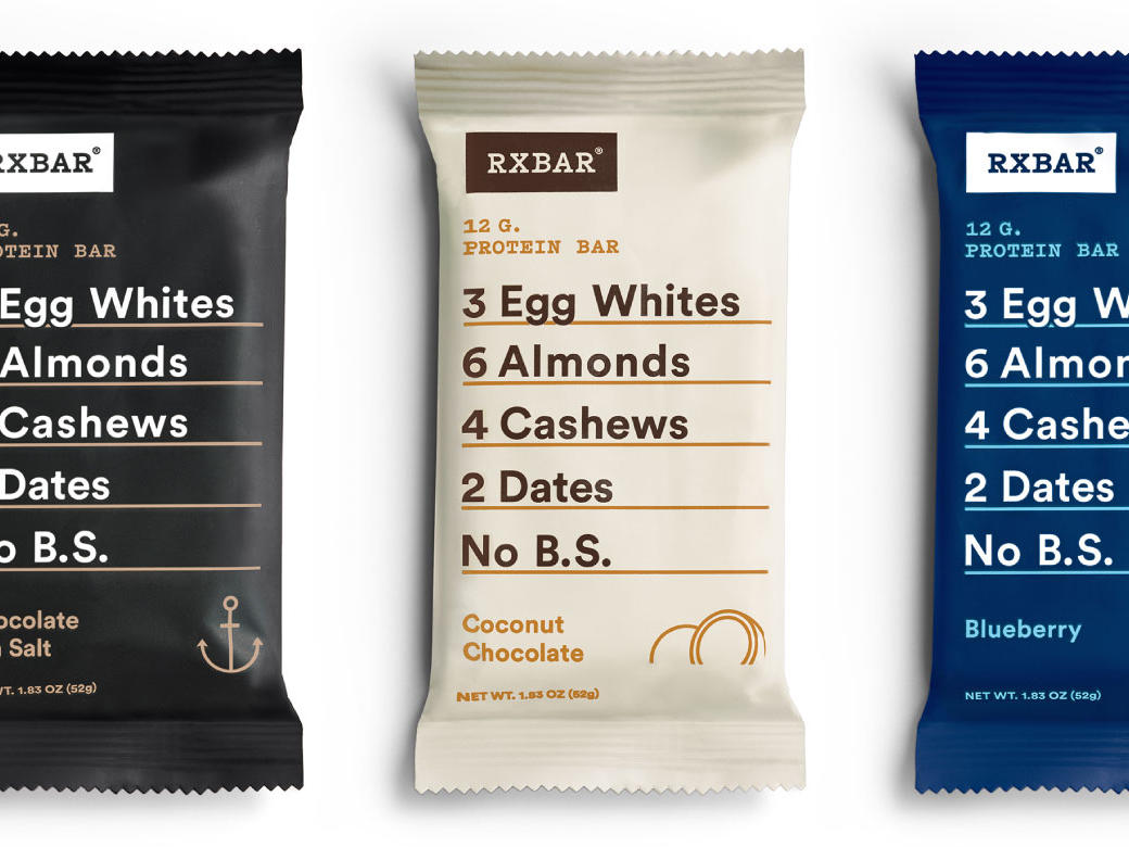 What's the Deal with Rxbars?