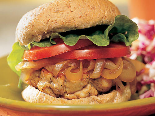 Quick-and-Easy Turkey Burgers Recipe