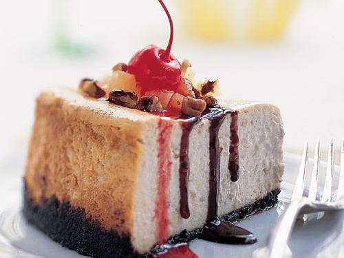 Making a cheesecake this beautiful and delicious may be easier than you think.
