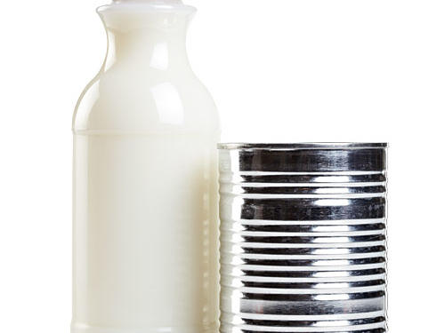Ingredient Swap: Low-Fat Milk