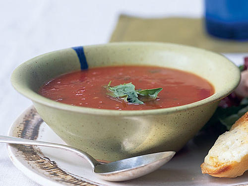 Healthy Kids Meal Classic Tomato Soup and Grilled Cheese Recipes