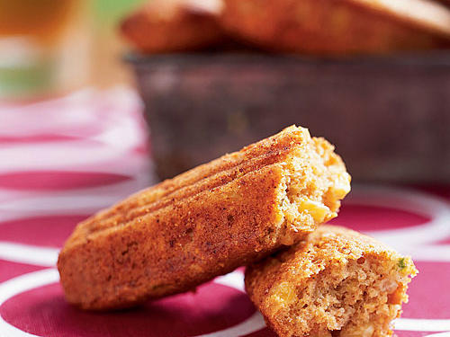 Whole Wheat Flour Whole Grain Cornsticks