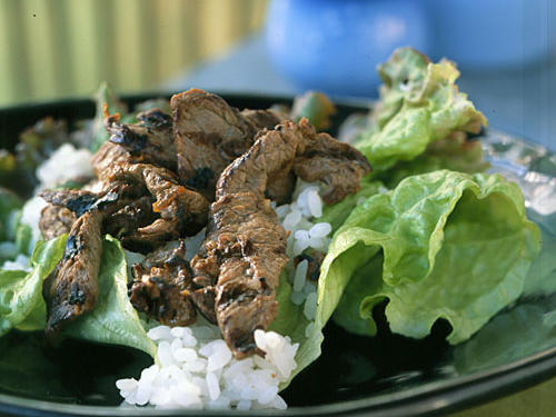 Bulgogi (Korean Beef Barbecue)