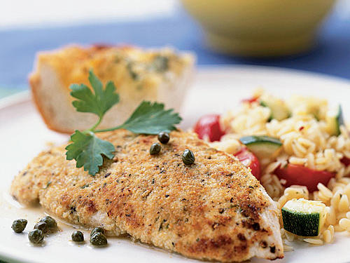 Chicken Scallopini Recipe