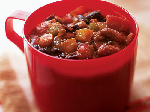 Recipe for Maximum Performance: Lean Chili