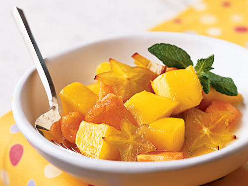 Top-Rated Fruit Recipe: Tropical Fruit Compote