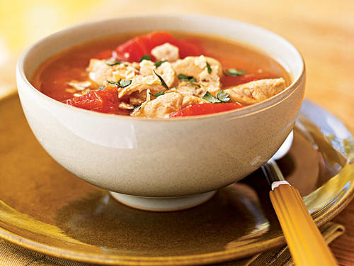 1606 Chipotle Chicken Tortilla Soup