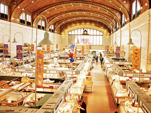 West Side Market, Cleveland, Ohio
