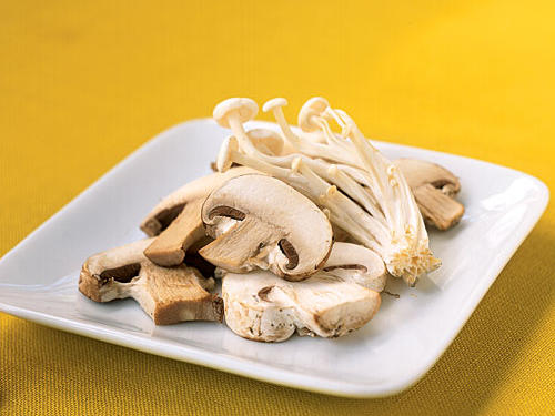Vitamin D-Fortified Mushrooms