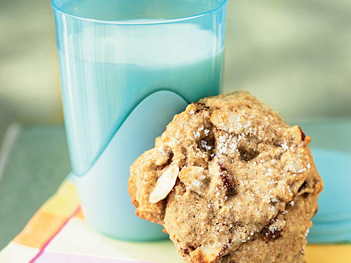 "Breakfast Fig and Nut ""Cookies"""