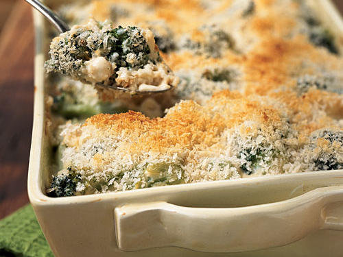 Zesty Broccoli Casserole Comfort Food Recipe