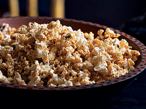 Maple Chile Popcorn
