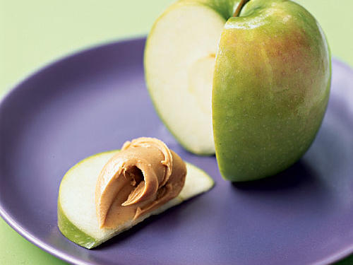 Healthy Habits: Eat Healthy Snacks