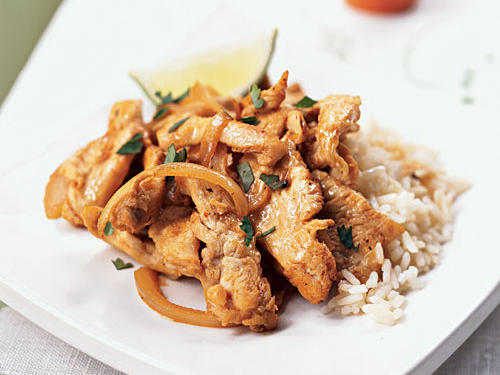Thai Chicken Saute