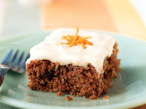 Carrot Cake Easter Dessert Recipe