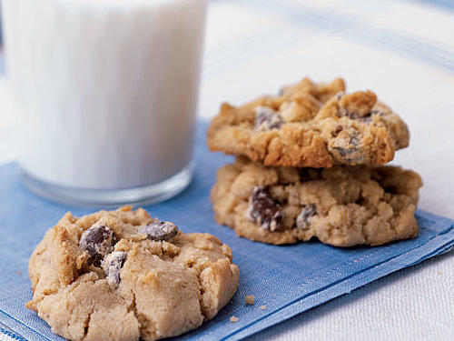 Healthy Chocolate Chip Cookies Recipe