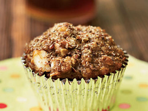 Whole-Wheat Flour Morning Glory Muffins