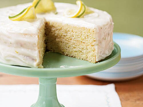 1109w Lemon Lime Layer Cake