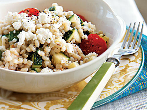 Fresh Vegetable Barley Recipes