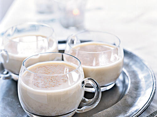 Healthy Holiday Foods: Eggnog recipes