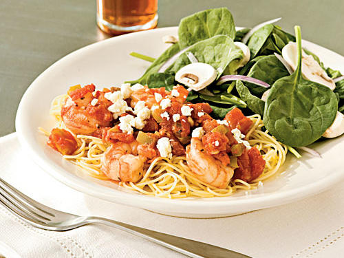 Greek-Style Scampi recipe