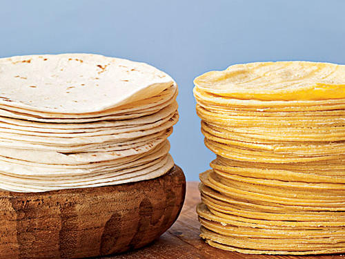 Take Two Flour Corn Tortillas Cooking Light