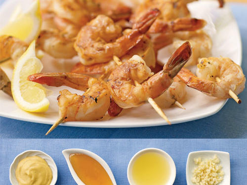 Simple Shrimp Glaze