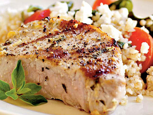 44 Healthy Pork Chop Recipes Cooking Light