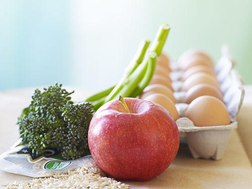 Myth: Organic foods are more nutritious than conventional.