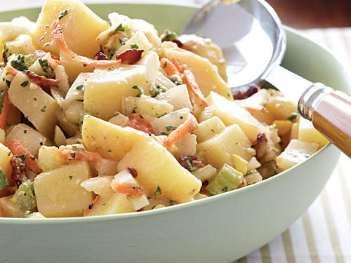 Pennsylvania: Dutch Potato Salad Recipe