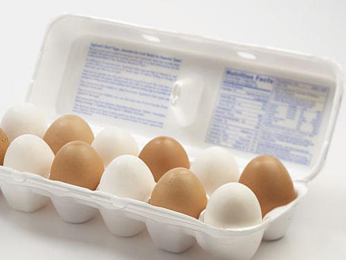 Brown eggs offer no cost advantage.