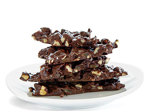 1511 Chocolate Hazelnut Bark