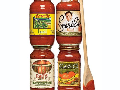 Convenient Food: Jarred Pasta Sauce