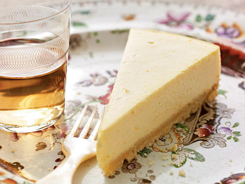 Satsuma Orange Cheesecake Recipes