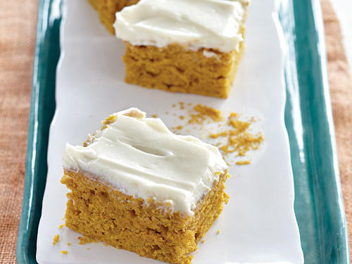 Healthy Pumpkin Cake Recipes