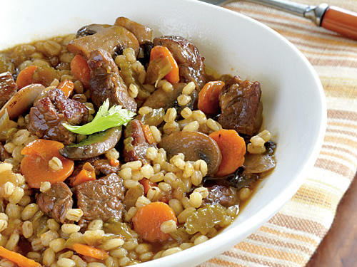 Top-Rated Budget Recipe: Beef-Barley Soup