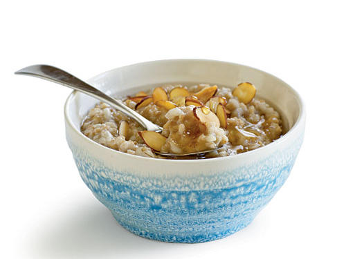 Low-Cal Oatmeal Toppings