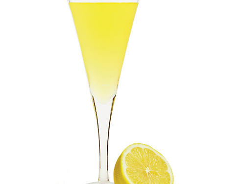 Homemade Lemon Liqueur