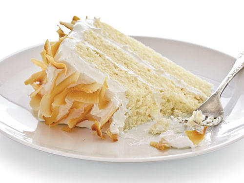 Fresh Coconut Cake Recipe