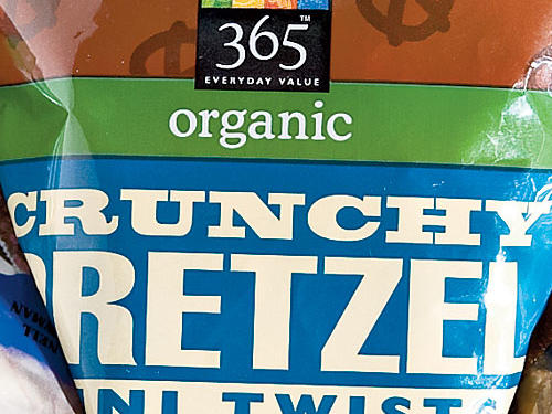 Whole Foods 365 Everyday Value Organic Crunchy Mini Twists