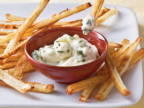 Mayonnaise Dips Recipes