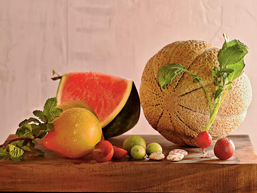 Stock Up on the Season's Best Fruits and Veggies