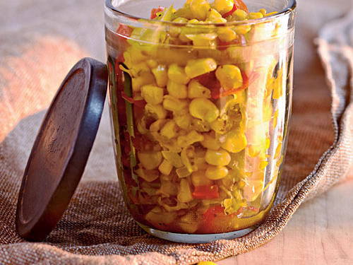 Healthy Sweet Corn Relish Recipes
