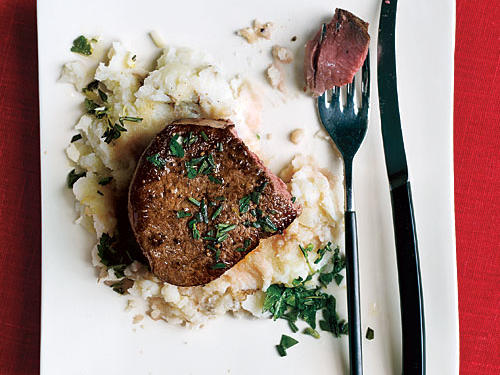 Seared Filet with Mixed-Herb Gremolata Recipes